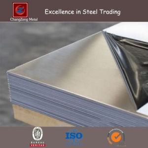 304 Stainless Steel Sheet with Brushed Treatment (CZ-S34) pictures & photos