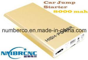 Nmbrcnc-Sp-17 Portable Mini Multi-Function Car Auto Jump Starter (8000mAh)