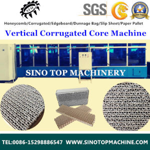 Automatic Corrugated Machinery for Display Shelves and Furniture pictures & photos