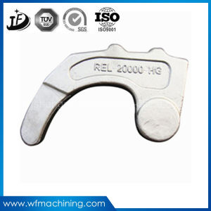 Carbon Steel, Aluminum/Brass Alloy Forging Parts with OEM Service pictures & photos