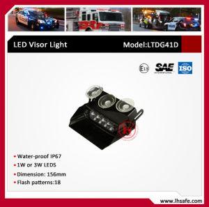 LED Warning Visor Light (LTDG41D) pictures & photos