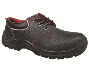 Ufa011 Hotselling Middle Cut Steel Toe Middle East Safety Shoes pictures & photos