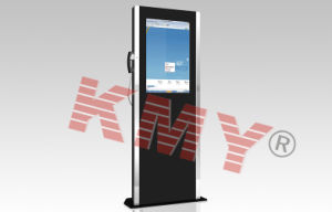 Shopping Mall Super Slim WiFi Touchscreen Digital Signage Kiosk pictures & photos