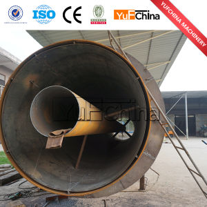 Three Cylinders Rotary Drum Dryer pictures & photos
