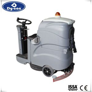 Easy Use Hand Held Rotate Floor Scrubber From Suzhou pictures & photos