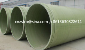 Composite/Fiberglass/Gre/FRP/GRP Water Pipe (Dn15mm-Dn4000mm) for Different Purpose