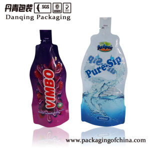 Plastic Packaging, Special Shape Packaging, Spout Pouch pictures & photos