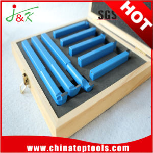 Hot Selling of Brazed Carbide Tipped Turning Tool with DIN pictures & photos