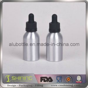 Bottle with Aluminum Dropper and Cap for Essential Oil pictures & photos