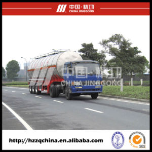 LPG Tank Trailer Steel, Tank Truck for Carrying Chemical Liquid pictures & photos