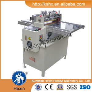Hx-500d Mircrocomputer Sheeting Machine (photoelectricity marking) pictures & photos