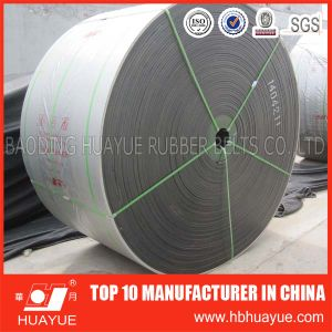 Quality Assured Heat Resistant Rubber Conveyor Belt Over 300 Degrees pictures & photos
