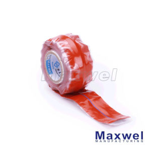 Insulation Self Fusing Silicone Rubber Adhesive Tape pictures & photos