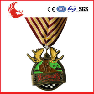 Custom Promotional Metal High Grade Medal pictures & photos