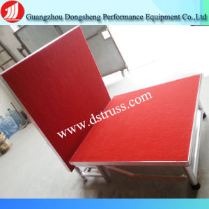 Outdoor Use Folding Stage Mobile Wedding Stage pictures & photos