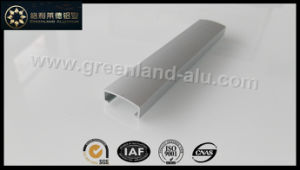 Glt148 Aluminum Listello Trim Trim Wall Decorative Strip 20mm Black pictures & photos