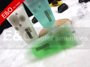 30ml Disposable Plastic PE Cosmetic Hotel Tube for Shampoo&Conditioner pictures & photos
