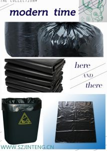 Kitchen Biogradable Plastic Garbage Bag, Trash Bag