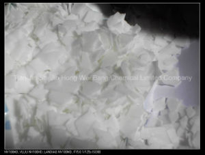 99%-96% Sodium Hydroxide/Caustic Soda Flakes Naoh pictures & photos