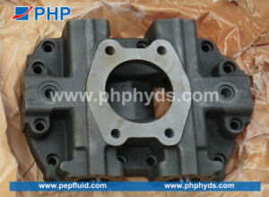 Rexroth A8vo107 Head Cover Rear Cover Cat320b Excavator Pump Parts pictures & photos
