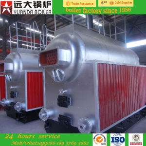 Coal/Wood Chip Fired Water-Fire Tube Steam Boiler for Sale pictures & photos