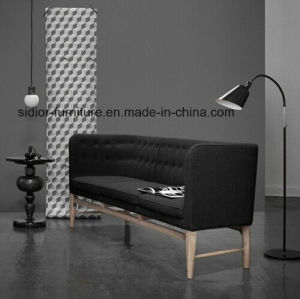 (SD-6006) Modern Hotel Restaurant Living Furniture Wooden Leisure Fabric Sofa pictures & photos