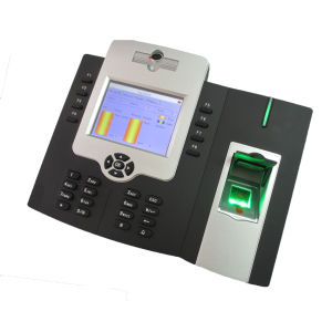 "Zk Iclock880 Multi-Media WiFi/GPRS 3.5"" TFT Fingerprint Time Attendance and Access Control Terminal pictures & photos"