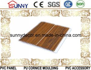 Lamination Groove PVC Ceiling Panel, PVC Wall Panel, PVC Ceiling Tile pictures & photos