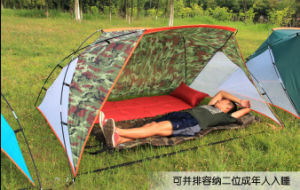 Carries Waterproof Sunshelter Breathable Beach Tent Lightweight Beach Tent pictures & photos