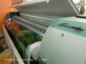 Outdoor Digital Solvent Wide Format Printer (FY-3278N with 8PCS Seiko Spt510 print head) pictures & photos