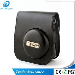 PU Leather Fujfiilm Instax Mini8 Plus Camera Shoulder Bag Case pictures & photos