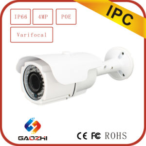 4MP Varifocal Lens Poe IP Camera pictures & photos