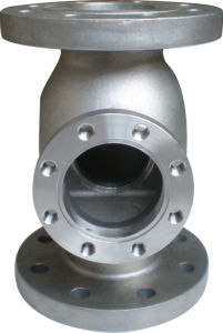 Ss304/316 Investment Casting Pump Housing Machining Parts
