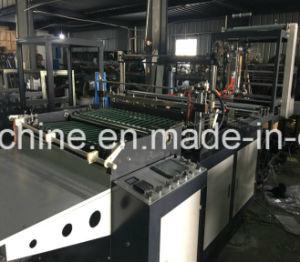 Zipper Lock Side Sealing Bag Making Machine pictures & photos
