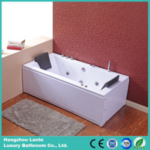Best Sale Economical Whirlpool Massage Bathtub for Adult (TLP-658 pneumatic control) pictures & photos
