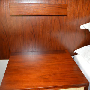 Teak Wood Hospitality Furniture Five Star Hotel Island Iririki Resort pictures & photos