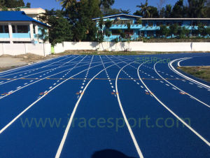 High Elasticity Environmental Running Sport Surface (JRace 0601) pictures & photos