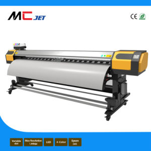 3.2m Large Format Backlit Film Inkjet Printing Machine with Epson Dx5 pictures & photos