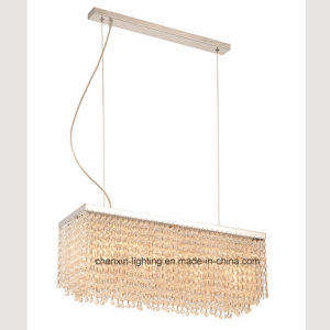Silver Chain Crystal Chandelier/Pendant Light
