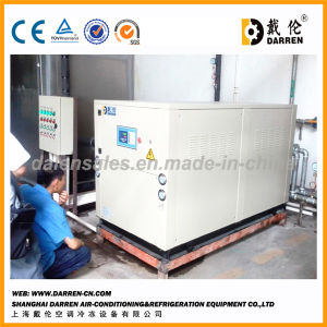 Industrial Cooling Water Cooled Scroll Chiller pictures & photos