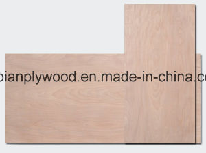 1220X2440mm Okume Face Plywood for Furniture pictures & photos