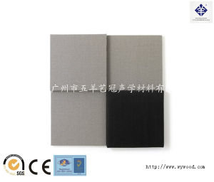 Fabric Wrapped Sound Absorbing Panel (5.0SFG) pictures & photos