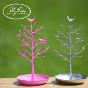 15qt2168 3 1 Hot Sale Jewelry Iron Tree Stand pictures & photos