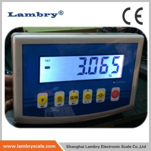 9901d Weighting Indicator with Big Display for Floor Scale