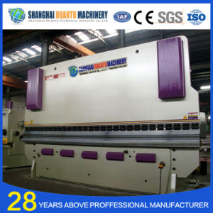 Wc67y CNC Hydraulic Alloy Plate Bending Machine pictures & photos