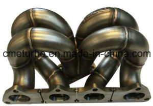 Manifold for B Series AC Compatible Turbo Manifold & Downpipe B16 B20 B18c pictures & photos