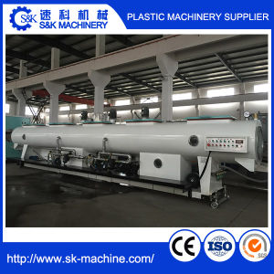 PVC Water Pipe Tube Extrusion Production Line pictures & photos