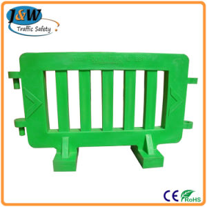 Durable Quality Plastic Road Traffic Barrier, Safety Protection Fence Barrier pictures & photos