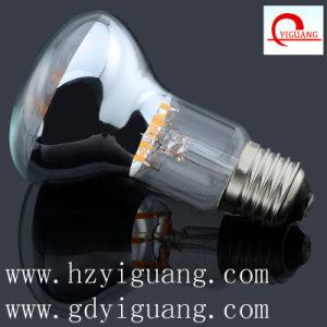 High Lumen Sapphire Filament LED Light Bulb R80 pictures & photos