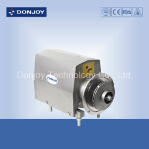 Sanitary Stainless Steel Close Impeller Centrifugal Pump pictures & photos